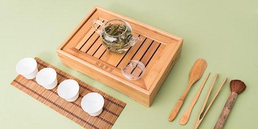 P & T Tea Tasting - Introducing Chinese Tea