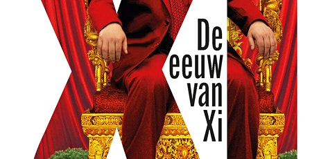 Broodje ARhus: Stefan Blommaert: De eeuw van Xi. Hoe China onze toekomst bepaalt. tickets