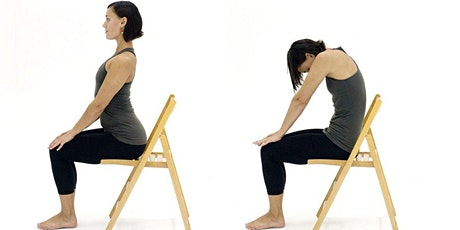 Chair Yoga with Tsuyumi tickets