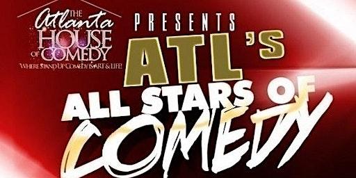 All Stars of Comedy Wednesdays