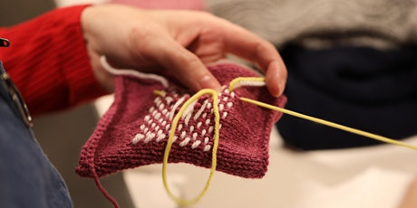 Darning and Mending Workshop tickets