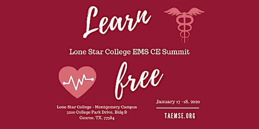 Lone Star EMS CE Summit