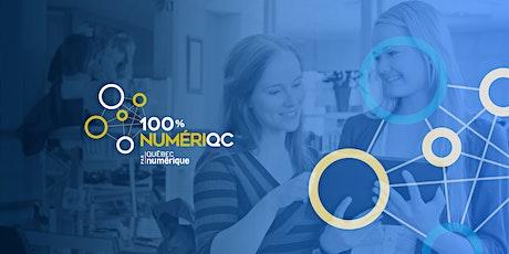 Formation 100% NumériQC - Le référencement Web - Première partie billets
