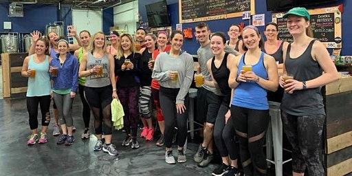 HIIT The Taps- Brewery Boot Camp