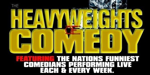 The Heavyweights of Comedy at BQE Lounge