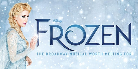 Experience the Magic of Disney's Frozen with Girl Scouts of the USA tickets