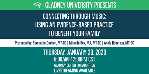 Connecting through Music:  Evidence-based practice to benefit your Family