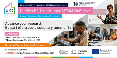 International STEAM Conference - 2020 tickets