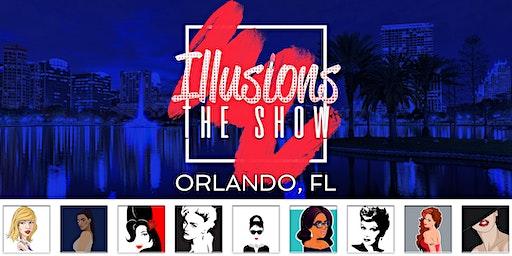 Illusions The Drag Queen Show Orlando - Drag Queen Dinner Show - Orlando, FL