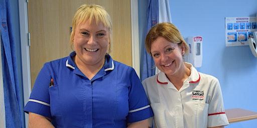 Qualified Nurse Recruitment Event - Oldham Care Organisation