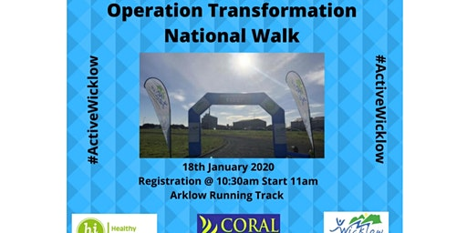 Operation Transformation National Walk Arklow