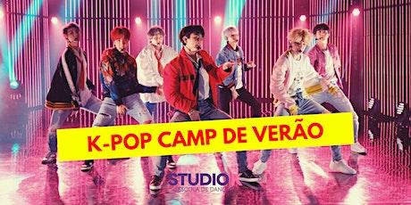 K-POP CAMP DE VERÃO ingressos