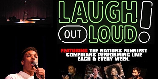 Laugh Out Loud Wednesday @ BQE