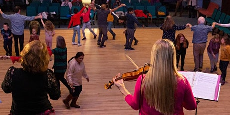 Family Ceilidh with Danse McCabre tickets