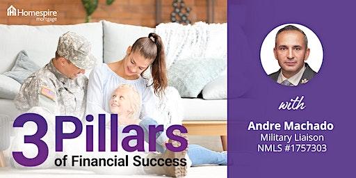 3 Pillars of Financial Success