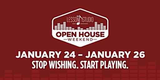 Lesson Open House Allen