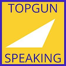 Friederike Galland - Topgun Speaking logo