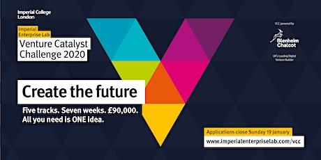 Venture Catalyst Challenge 2020 Grand Final tickets