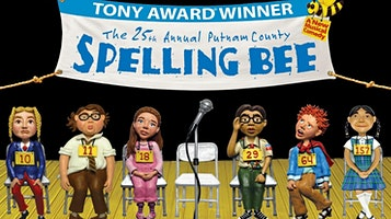 """""""The 25th Annual Putnam County Spelling Bee"""""""