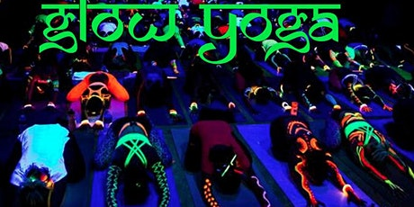 Glow Yoga! Black lights, body paint, flow yoga, and music! tickets