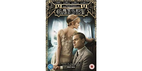 The Great Gatsby (2013) - film showing tickets