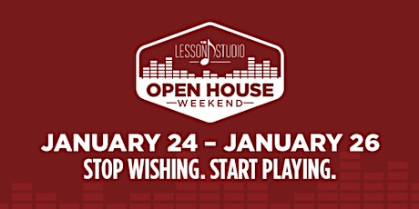 Lesson Open House Conroe tickets