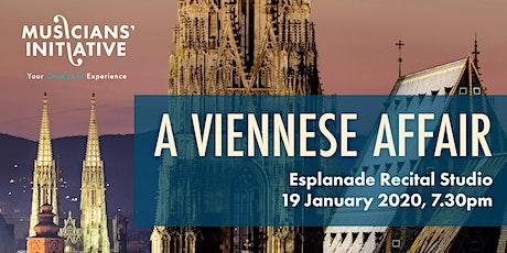 A Viennese Affair tickets