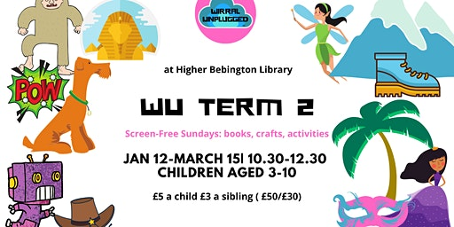 WU Term 2  Jan 12- March 15