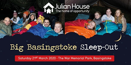 Big Basingstoke Sleep-Out 2020 tickets