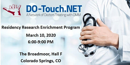 DO-Touch.NET Residency Research Enrichment Program