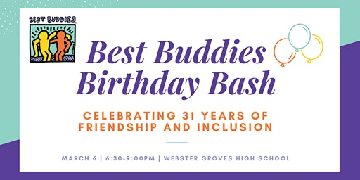 2020 Best Buddies Birthday Bash