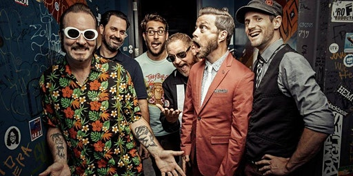 Reel Big Fish  – This Life Sucks… Let's Dance! Tour
