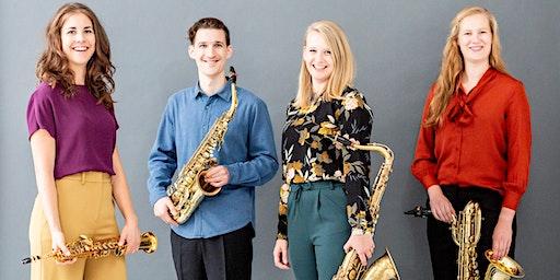 Ardemus Saxophone Kwartet en Evert-Jan de Groot - Kwintet van Beethoven