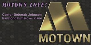 Motown Love ~ Temple Sinai's Annual Valentine's concert