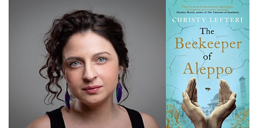 The Beekeeper of Aleppo - with Christy Lefteri
