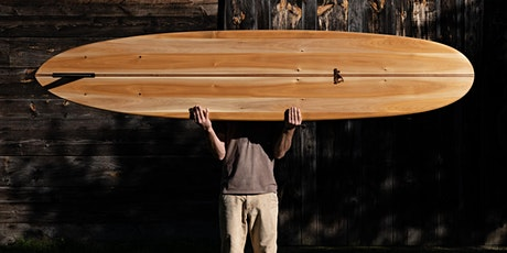April 4-Day Wooden Surfboard Building Workshop with Grain Surfboards at Topa Topa Brewing Co. in Ventura tickets