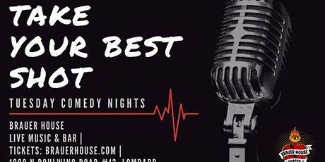 Take Your Best Shot Comedy Nights tickets