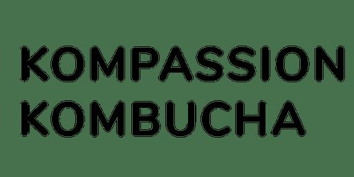 Kompassion's Kombucha Making Workshop