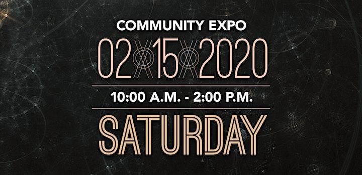 Innov8+ Community STEM Expo image
