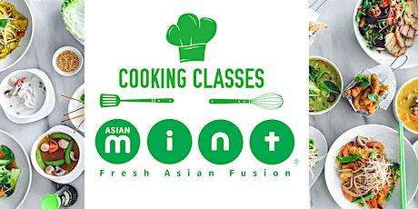 December - Cooking Class tickets