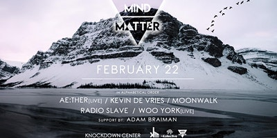 Radio Slave / Woo York [Live] / Moonwalk / Kevin d
