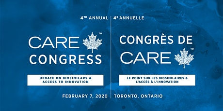CARE™ Congress 2020: Update on Biosimilars & Access to Innovation tickets