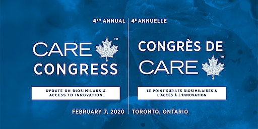 CARE™ Congress 2020: Update on Biosimilars & Access to Innovation