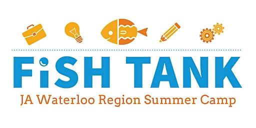 JA Fish Tank Summer Camp 2020  (JA Waterloo Region Head Office)