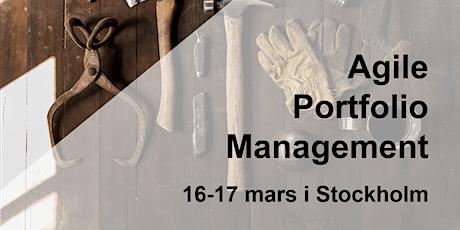 Agile Portfolio Management (APM)  tickets