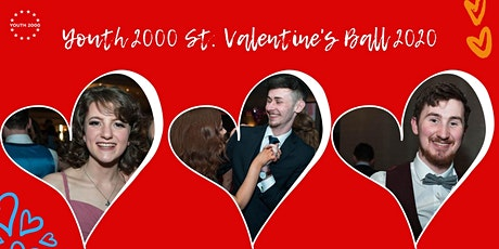 Youth 2000 ST. Valentine`s Fundraising Ball tickets