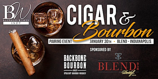 Bourbon Women Indy - Cigar & Bourbon Pairing