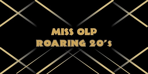 Guest Ticket: Miss OLP 2020