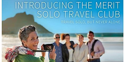Merit Solo Travel Club Launch