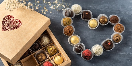 Galentine's Chocolate Making and Wine Tasting Class tickets
